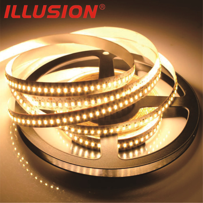 Super Length Built in IC Flexible LED Strip