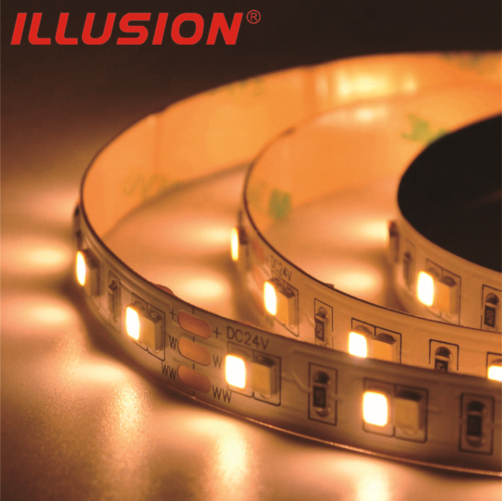 Tunable 2700-6500K Flexible LED Strip